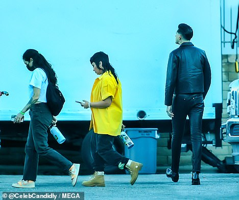 Coming soon:Demi and G-Eazy (Gerald Earl Gillum) were seen heading to the set of a music video this week for an unreleased song that the pair of stars have collaborated on
