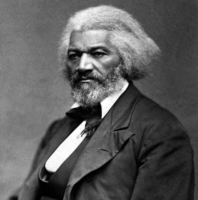 FrederickDouglass (pictured) was a former slave who became a leading figure in the 19th century abolitionist movement in the United States
