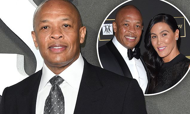 Dr. Dre officially declared 'legally single' in acrimonious split from  Nicole Young