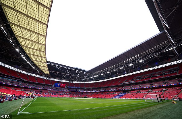 The FA have picked 'Three Lions' as a pre-match Euro 2020 song to be played at Wembley