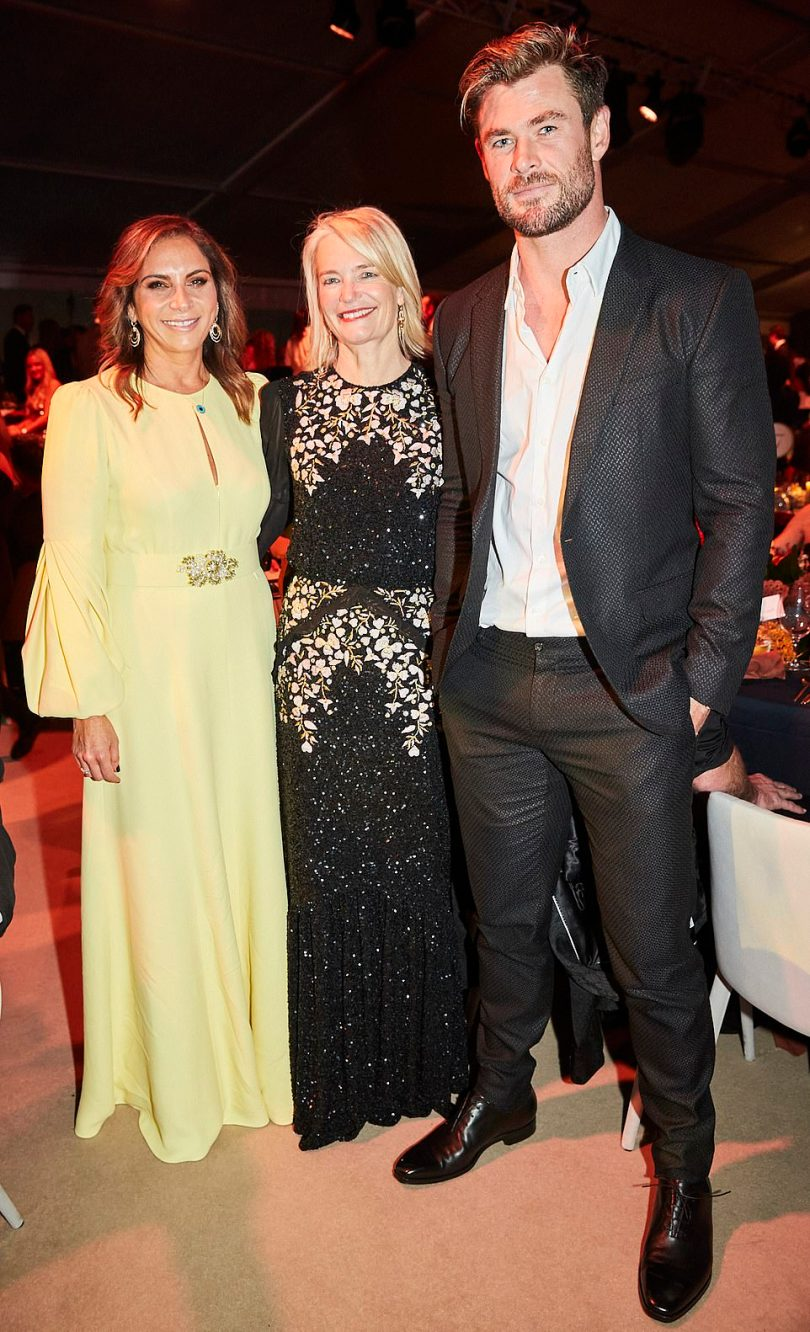 Elite: The Gold Dinner sawthe worlds of entertainment, government and business collide to raise funds for the Sydney Children's Hospitals Foundation