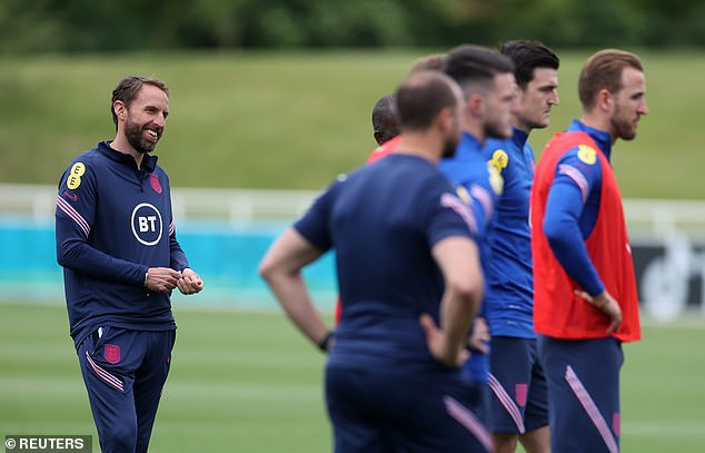 Gareth Southgate has been experimenting with different options ahead of the Croatia tie