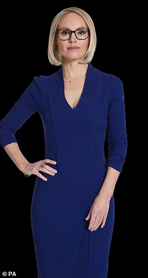 Michelle Dewberry will present a show called Dewbs & Co,
