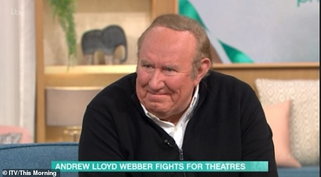 Andrew Neil was teary-eyed this week, choking up about Sunday¿s launch of his new channel