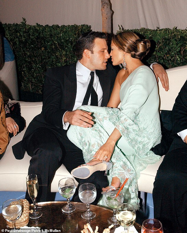 Soulmates?  Apparently reiterating other reports, a source told UsWeekly that Jennifer and Ben were