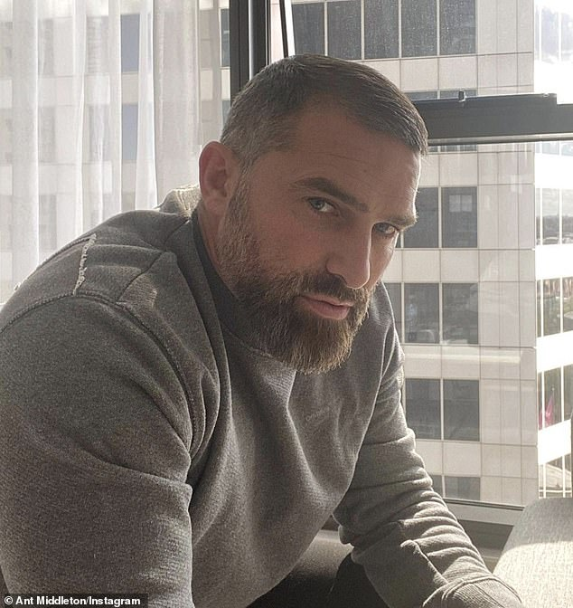 Pressure:The next series of SAS: Who Dares Wins is said to be in doubt as bosses are struggling to find a replacement for Ant Middleton