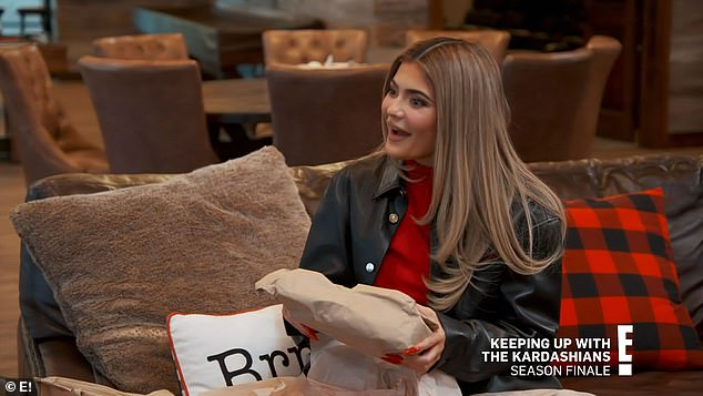 Continuing the legacy:Kylie Jenner plans to keep capturing her family's memories on film, especially those made with her three-year-old daughter Stormi, despite the end of KUWTK