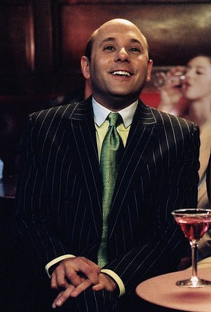 Carrie's confidante Stanford Blatch , who married Marentino, is played by Willie Garson who is also returning