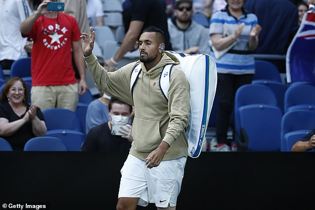 Kyrgios, who last played at the Australian Open in February, was due to return for the grass season after skipping the entire stage on clay.