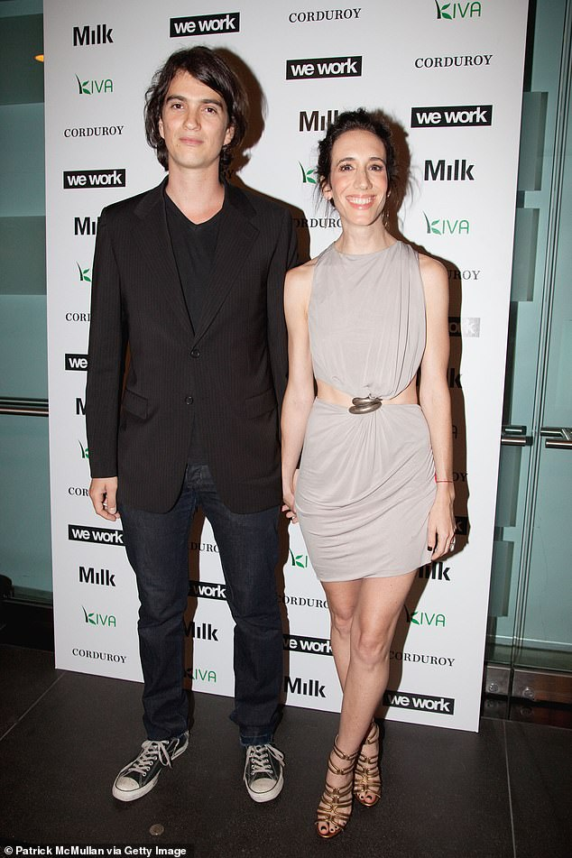 Real couple:Leto portrays WeWork founder Adam Neumann, while Hathaway plays his wife, Rebekah, who once had one of the most valuable start-up companies in America