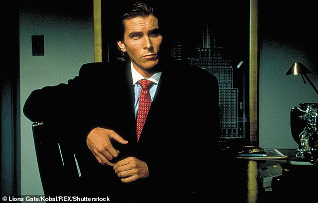 American Psycho, which was turned into a 2000 movie starring Christian Bale (seen), was published in 1991, and immediately sparked outrage among feminist groups