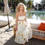 AnnaLynne McCord dazzles in a floral co-ord at Virgin Hotels launch in Las Vegas 💥💥
