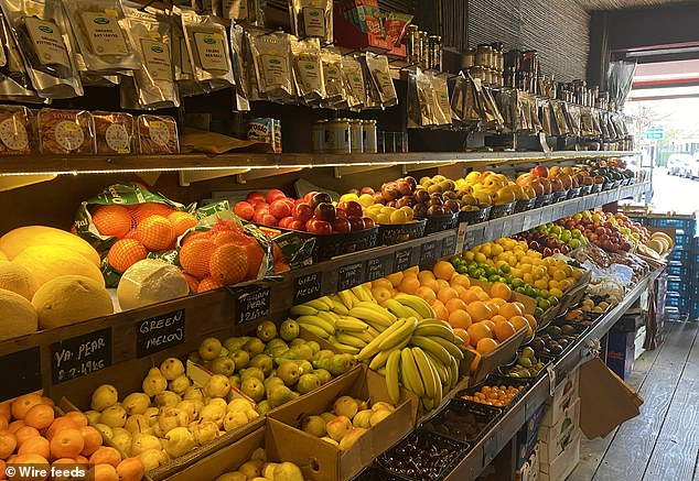 Two years ago, Mr Taylor's firm received about 20 applications a day from people wanting to come to the UK to work picking fruit, but this year it is just two a day (file photo)