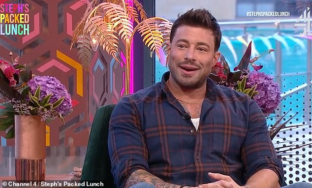 Star of the Show: Cabaret All Stars is a Vegas-style show run by former Blue star Duncan James