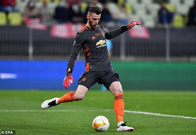It'd make him the second-highest earner at United behind David de Gea (£375,000-a-week)