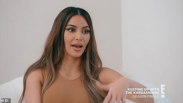 'I want someone that wants to workout with me':It comes after Kim detailed the qualities she is looking for in a future partner amid her crumbling marriage to Kanye