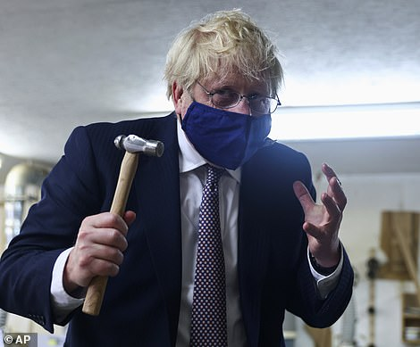 Prime Minister Boris Johnson is expected to delay the end of lockdown planned for June 21