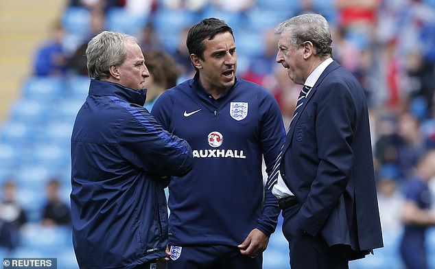 Likewise, Neville has not held a coaching role since leaving England after Euro 2016