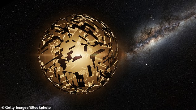 A researcher at University of Oxford suggests we look for hypothetical star-sized structures known as Dyson spheres if we want to find aliens