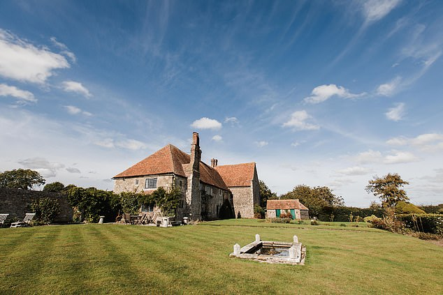 TheCharles Palmer Vineyards, pictured, in East Sussex, just 30 miles from France