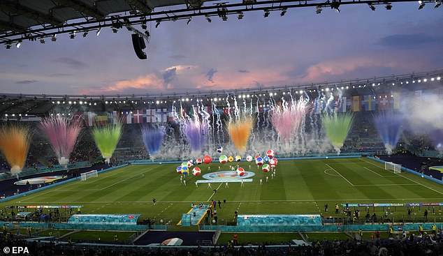 Euro 2020 was opened in emphatic style after a stunning opening ceremony in Rome