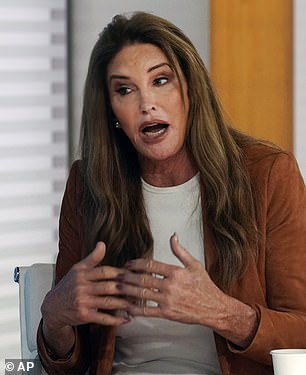 Jenner (pictured) turned to social media to vent her frustrations