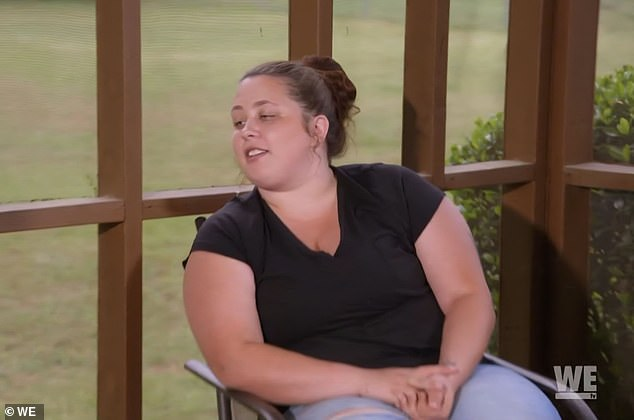 'What's your problem? You're acting real weird. You're being all gloomy,' Mama June's secondoldest daughter Jessica asked Alana, 15, who immediately got emotional.