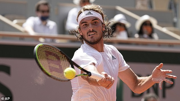 Tsitsipas has emerged as one of the most well rounded challengers to the game's 'big three'