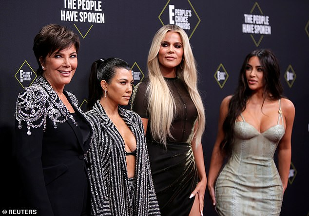 Kris and her girls: KUWTKis credited as one of the crowning achievement of the reality TV craze, veritably launching Kourtney, her sisters and family into the stratosphere of fame