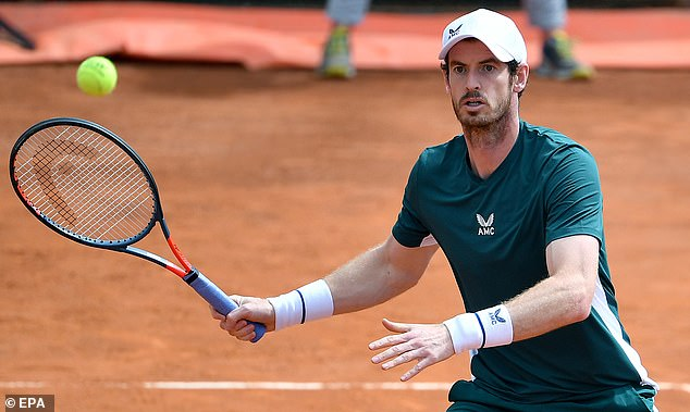 Andy Murray will make his first singles appearance since the start of March at Queens club