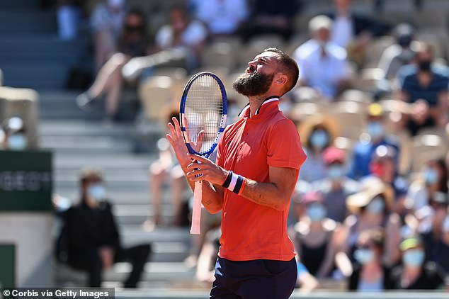 Murray will face 'tempestuous' FrenchmanBenoit Paire in the first round at Queens