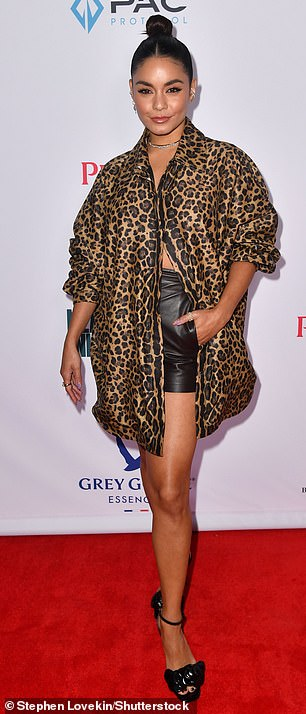 Stunning: Hairstylist Danielle Priano Created Her Sleek Bun