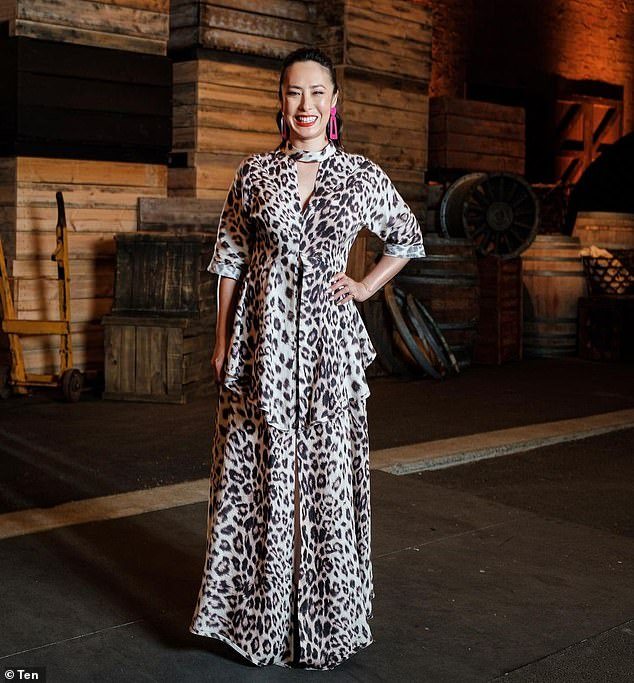 Is Melissa Leong Australia's most influential fashion icon? MasterChef judge's outfits have sparked sell-out frenzy as fans rush to buy everything she's worn on the show