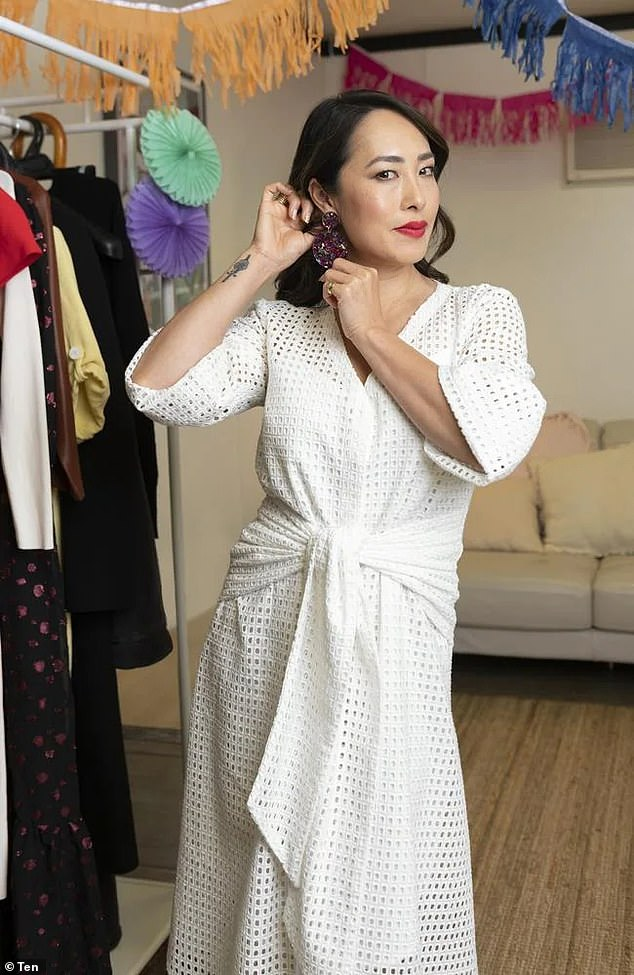 Turning heads!According to News.com.au, sales on a white broderie OnceWas dress worn by the 39-year-old last season tripled after the episode aired