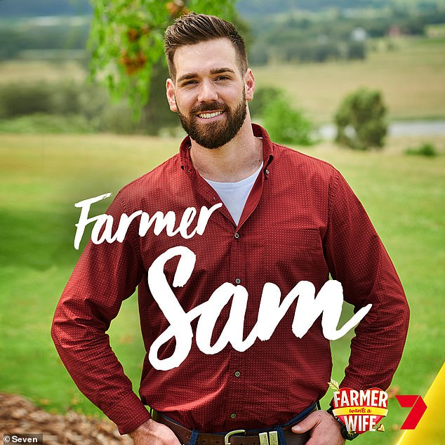 Mommy's Boy: Sam Messina, 25, said any woman he turns to will need to get her mom's approval, in an interview with the Daily Telegraph on Sunday
