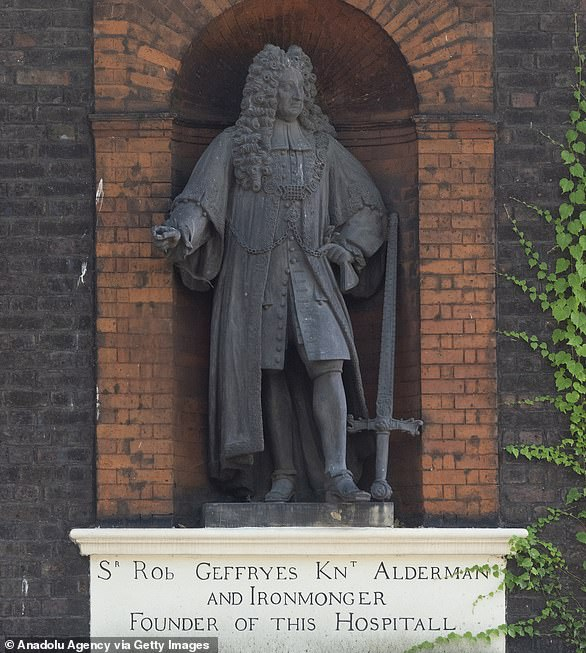 The Museum of Home was formerly known as the Geffrye Museum after Sir Robert Geffrye, a Lord Mayor of London and slave ship owner who funded the almshouses that now house the attraction