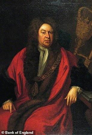 Sir Gilbert Heathcote