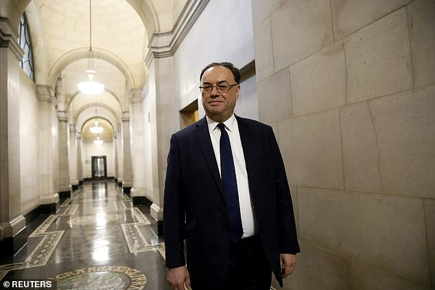 Bank governor Andrew Bailey last June his intention to remove statues of slavers following a review