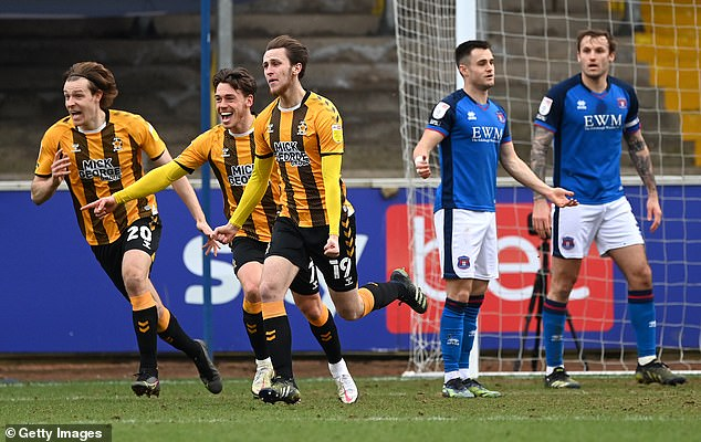 Cambridge United won promotion to League One and are a key player in Fair Game