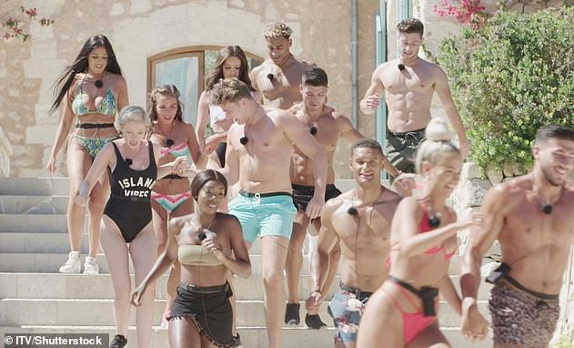 Exciting: Love Island has had 'more applications than ever' with over 1,000 singletons already interviewed amid the show's selection process for the 2021 series (the 2019 line-up pictured)