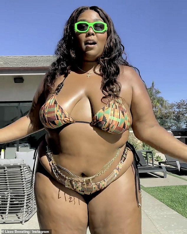 New attitude:Lizzo is modifying the famed Hot Girl Summer anthem made popular in 2019 by Megan Thee Stallion and Nicki Minaj. On Monday the crooner said she was bringing about the 'Big Grrrl Summer'