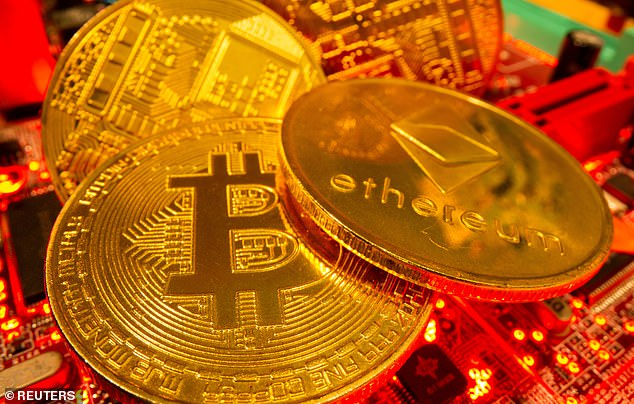 Bitcoin boom: The world's largest cryptocurrency has jumped back above $40,000 after a volatile month