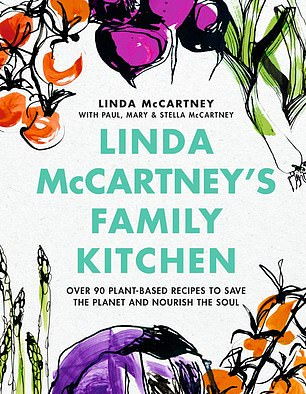 Extracted from Linda McCartney's Family Kitchen by Linda McCartney with Paul, Mary & Stella McCartney