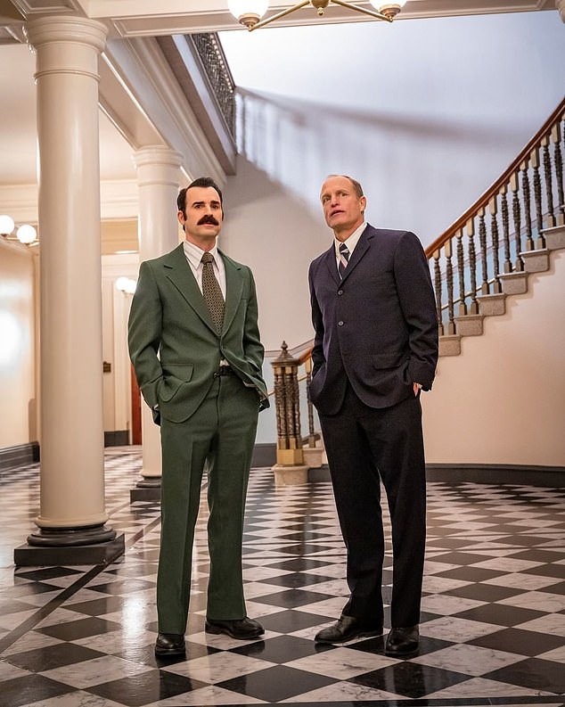 Main Roles: The five-part series is based on the 2007 novel Integrity and will chronicle the mastermind duo whose Special Investigation Unit led to the inadvertent overthrow of US President Richard Nixon.