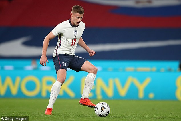 Leicester City's Harvey Barnes has seen his game improve greatly in the last two years