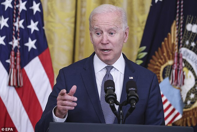 President Biden enjoyed good approval ratings during his early presidency but a new Monmouth University poll showed his job approval ratingsfell from 54 percent in April to 48 percent in June