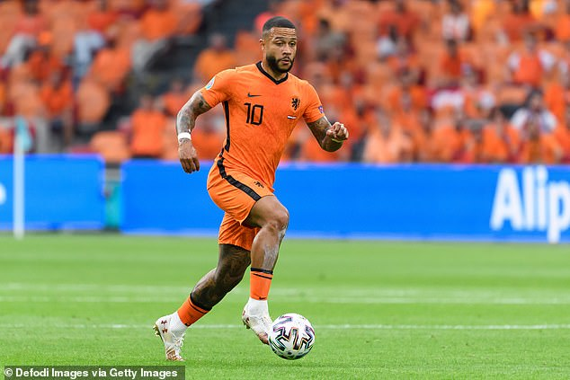 The forward was instrumental on Thursday as Holland beat Austria in their Euro 2020 match