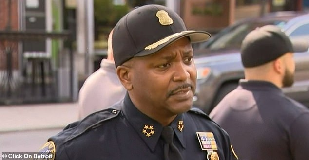 Detroit Interim Police Chief James White announced a new initiative named in honor of Brison Christian.