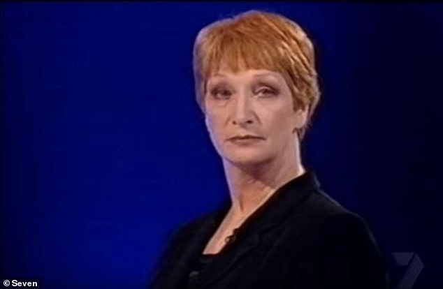 Break from tradition: Two of the four specials will feature celebrity contestants, while another will be a crossover with the network's renovation show The Block. Pictured: former host Cornelia Frances