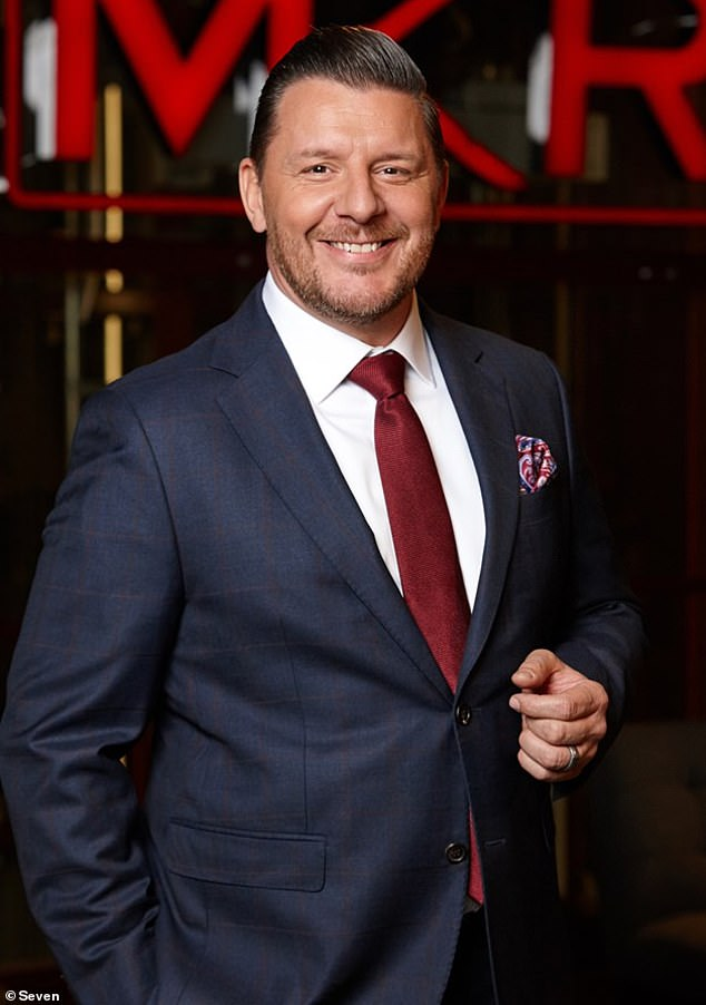 Returning King: Manu Feildel has confirmed he will return to judge on My Kitchen Rules, if the once popular show returns to screens in the future